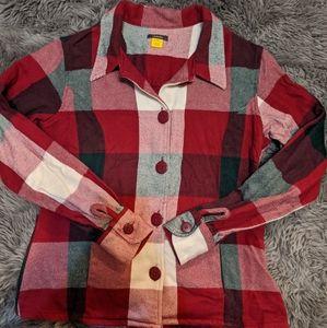 Women's Cabela's Logger Plaid Flannel